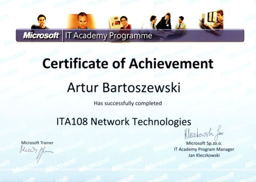 MS IT Academy